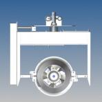 SonicAire 1.cF Dust Control Fans for BPH & BPM Mounts