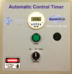 Automatic Control Panel / Programmable Timer with Lockout Tagout – ACT-LOTO