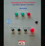 Emergency & Fire Control Panel – EFC-VSC-ACT-3