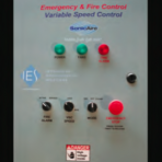 Emergency & Fire Control Panel – EFC-VSC-ACT-5
