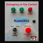 Emergency & Fire Control Panel – EFC-ACT
