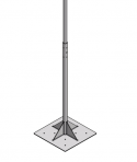 SonicAire Floor Mounting Support