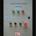 Variable Speed Control Panel – VSC-1